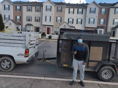 Residential furniture removal